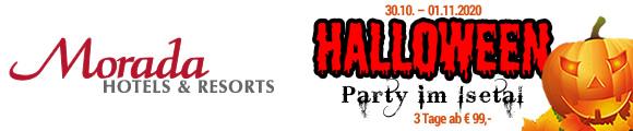 TIPP: Isetaler Halloween-Wochenende
