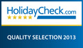 HolidayCheck.com QUALITY SELECTION 2013